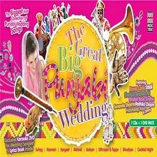 The Great Big Punjabi Wedding - Vol 1