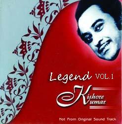 Kishore Kumar Legend (Vol-1)