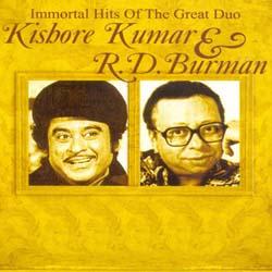 Kishore With RD Burman