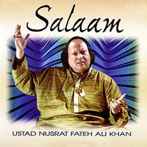 Nusrat Fateh Ali Khan - Salaam