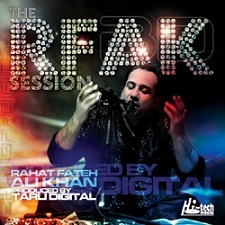 Rahat Fateh Ali Khan - RFAK Session (Remixes)