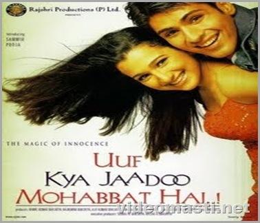 Uuf Kya Jaadoo Mohabbat Hai (2004)
