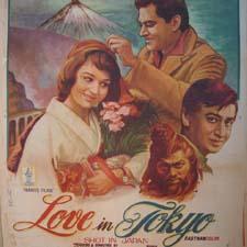 Love In Tokyo (1966)