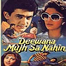 Deewana Mujh Sa Nahin (1990)