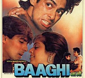 Baaghi (1995)