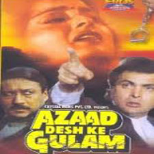 Azaad Desh Ke Gulam (1989)