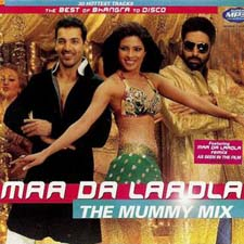 Maa Da Laadla (Mummy Mix)